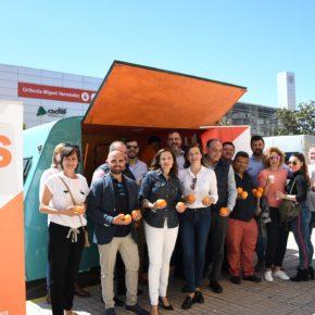 "El Food Truck ""Vitamina Ciudadana"" llega a Orihuela"
